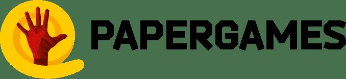 PaperGames Logo