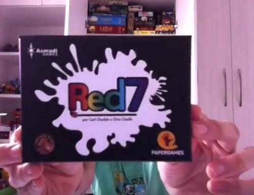 Red7 – Análise Canal Direto ao Ponto – Alan Farias