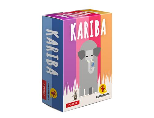 Kariba chegou! Novo jogo da Linha Pocket já disponível!
