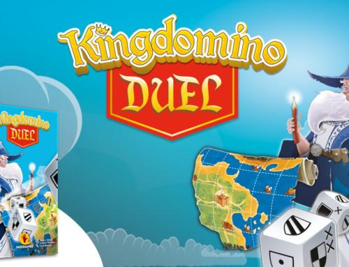 Chegou o Kingdomino Duel!