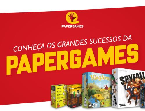 Conheça os grandes sucessos da PaperGames!