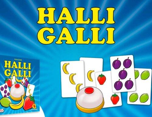Uma grande salada de frutas espera por você, chegou Halli Galli!